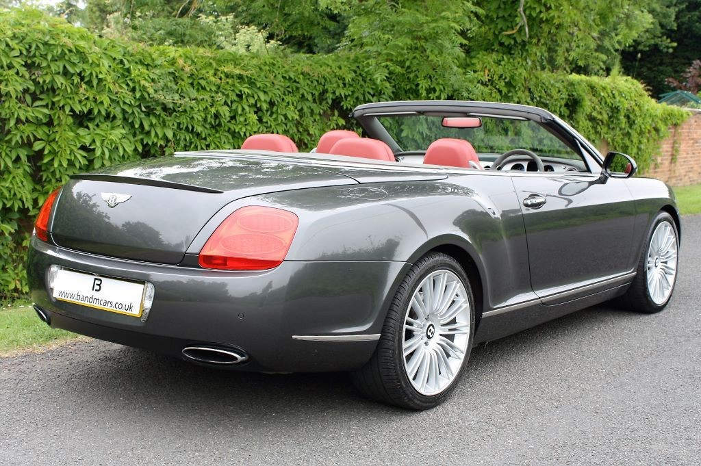 Bentley Continental Gtc Speed For Sale Stratford Upon
