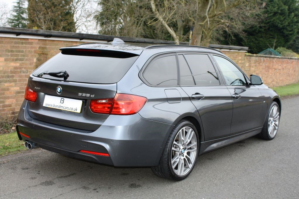Bmw 3 Series 335d Xdrive M Sport Touring For Sale