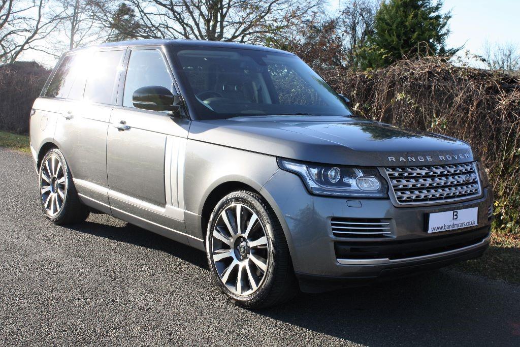 Land Rover Range Rover Tdv6 Vogue For Sale Stratford