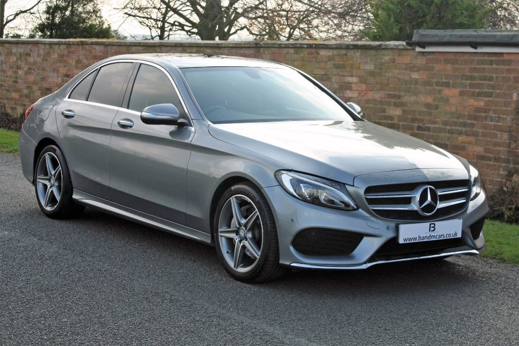 Mercedes C Class C220 Bluetec Amg Line Premium For Sale