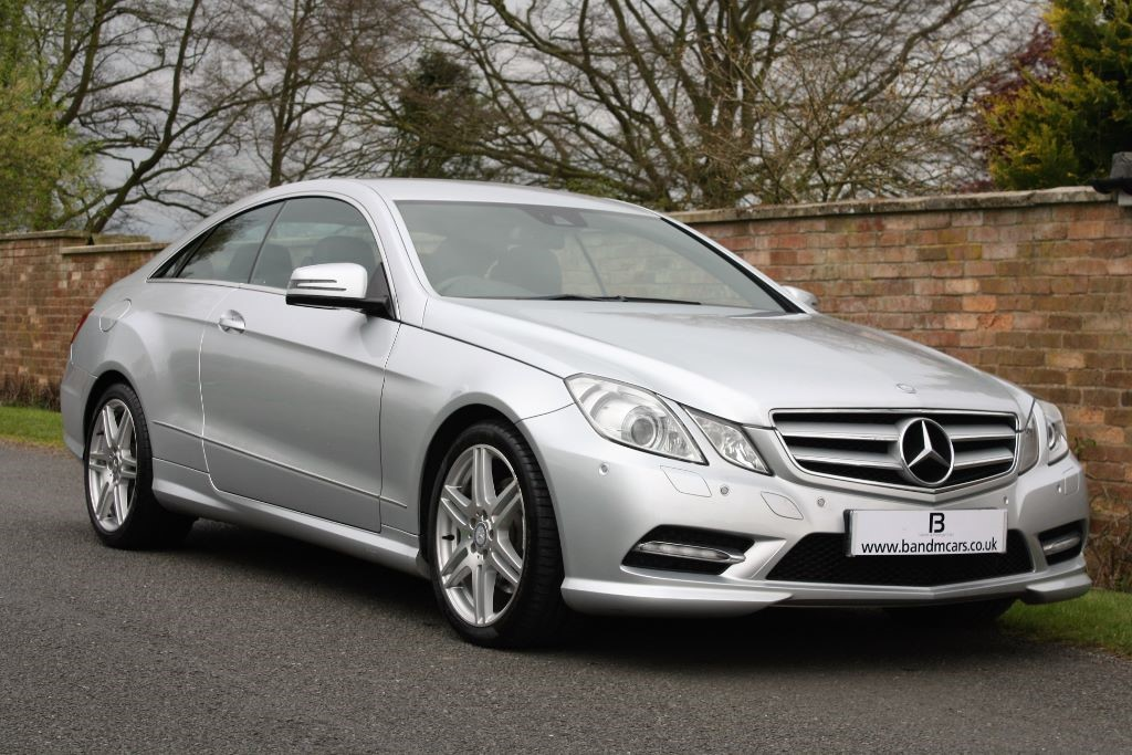 Mercedes E Class E220 Cdi Blueefficiency Sport For Sale Stratford Upon Avon Warwickshire B