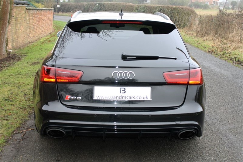 Audi A6 Rs6 Avant Tfsi V8 Quattro For Sale Stratford Upon Avon Warwickshire B Amp M Sports
