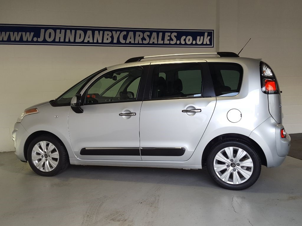used arctic steel citroen c3 picasso for sale lincolnshire. Black Bedroom Furniture Sets. Home Design Ideas