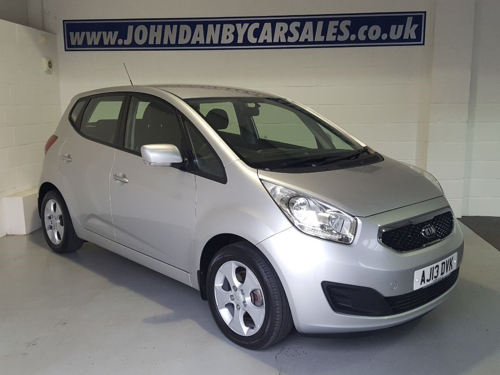 used silver kia venga for sale lincolnshire. Black Bedroom Furniture Sets. Home Design Ideas