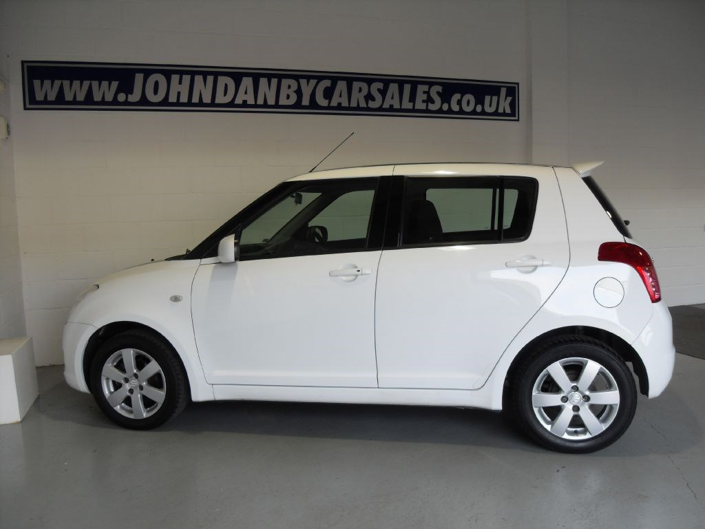used suzuki swift 1 5 glx 5 door hatch horncastle lincolnshire john danby car sales. Black Bedroom Furniture Sets. Home Design Ideas