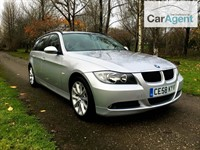 Used BMW 320d EDITION SE TOURING FULL LEATHER