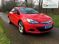 Used Vauxhall Astra GTC SPORT S/S