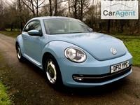 Used VW Beetle DESIGN TSI DSG