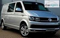 Used VW Transporter T6 Kombi Highline 140ps,front&rear sensors, Sat Nav,Big Saving,low finance