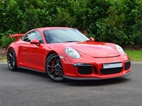Used Porsche 911 991 GT3 Coupe PDK