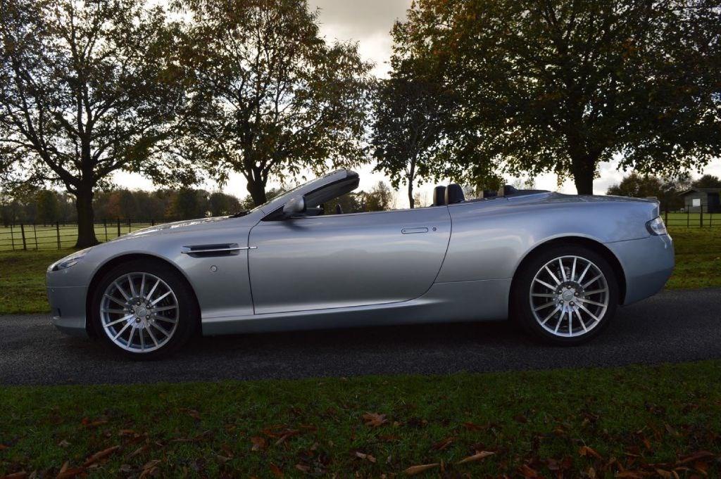 Aston Martin Dbs V12 Volante Convertible Aston Martin Db9 V12 Volante