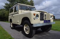 Used Land Rover Series II A