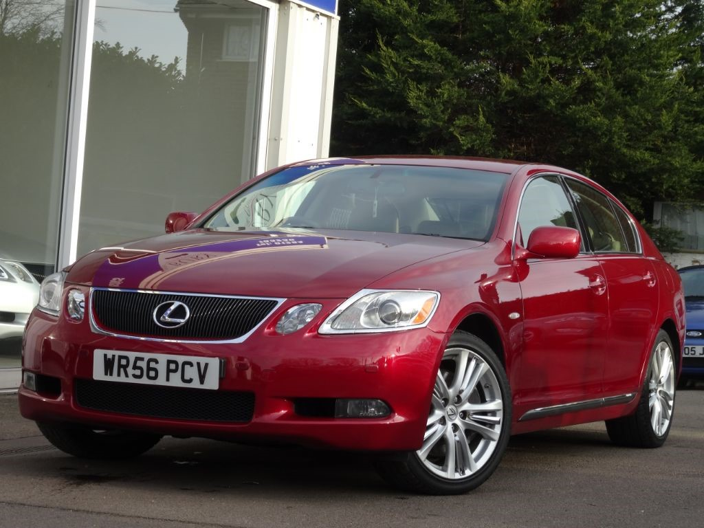 used red lexus gs 450h for sale suffolk. Black Bedroom Furniture Sets. Home Design Ideas