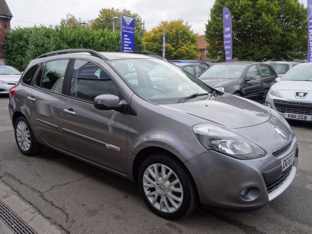 used grey renault clio for sale suffolk. Black Bedroom Furniture Sets. Home Design Ideas