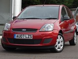 Ford Fiesta STYLE CLIMATE 16V