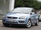 Ford Focus ZETEC CLIMATE TDCI