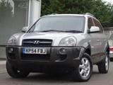 Hyundai Tucson CDX 4WD