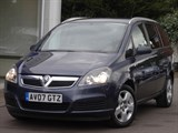 Vauxhall Zafira ENERGY 16V