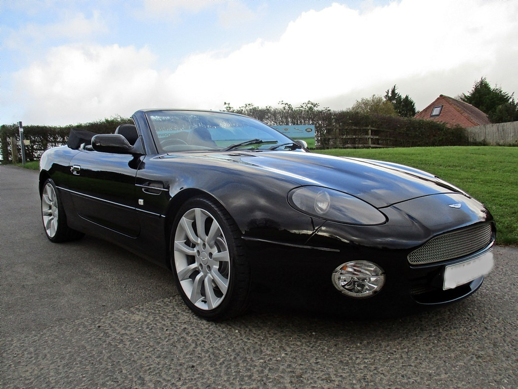 aston martin db7 vantage volante for sale pulborough