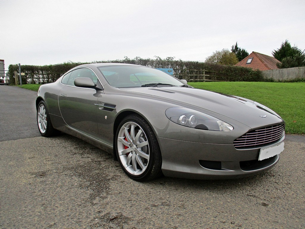 Used Aston Martin DB9 For Sale  Pulborough, West Sussex