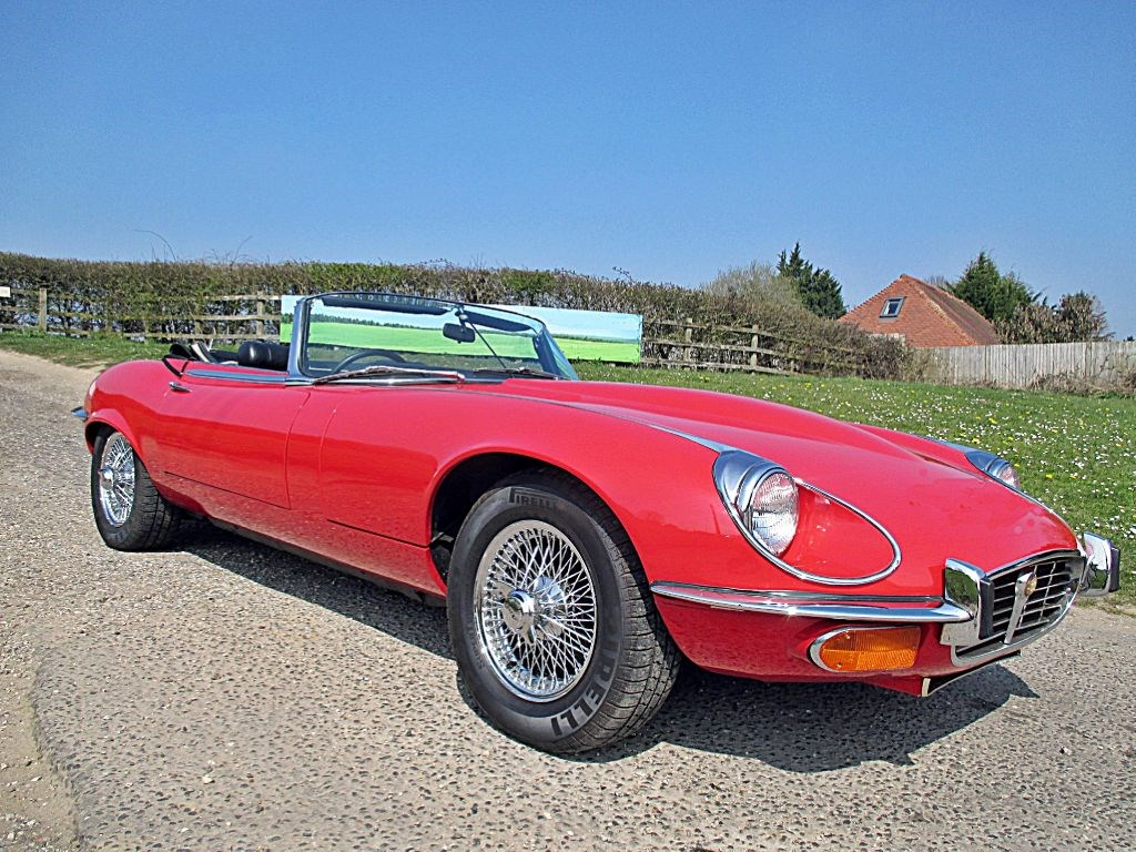 jaguar e type convertible for sale pulborough west sussex arun ltd. Black Bedroom Furniture Sets. Home Design Ideas