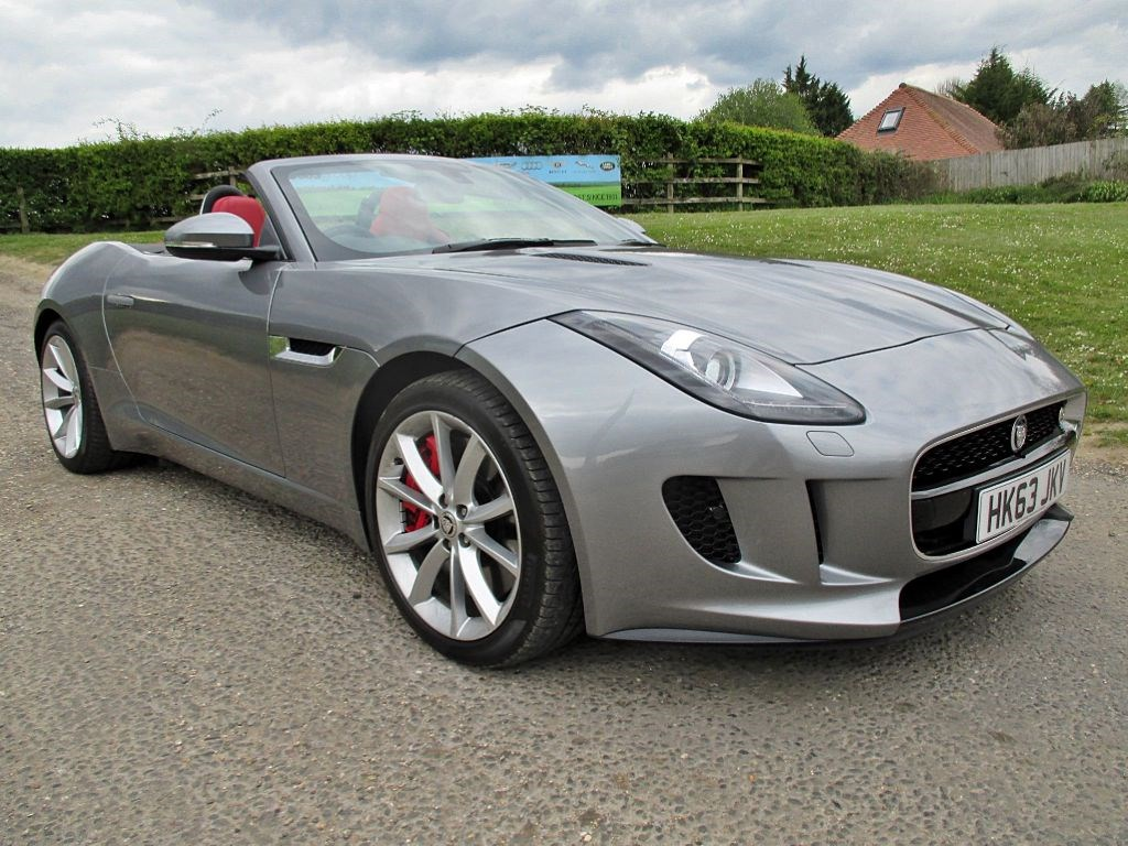 jaguar f type 3 0 v6 s for sale pulborough west sussex. Black Bedroom Furniture Sets. Home Design Ideas