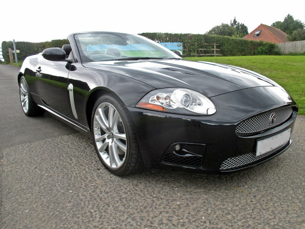 jaguar xkr convertible. Black Bedroom Furniture Sets. Home Design Ideas