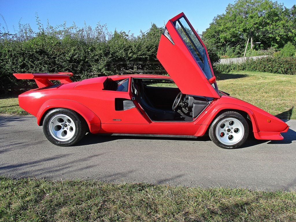 used lamborghini countach for sale pulborough west sussex. Black Bedroom Furniture Sets. Home Design Ideas