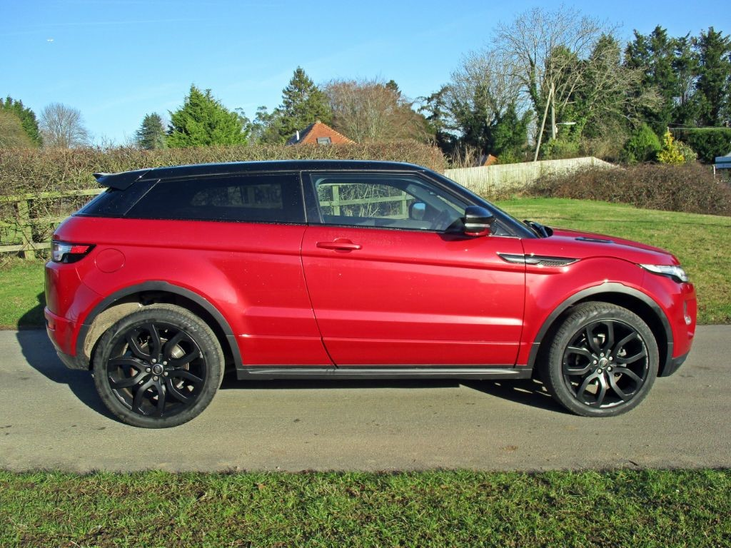 used land rover range rover evoque for sale pulborough. Black Bedroom Furniture Sets. Home Design Ideas