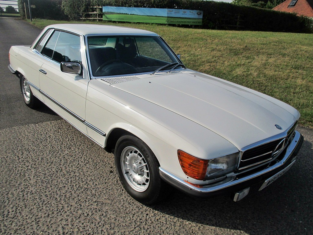 Mercedes benz 450 sl 450 slc for sale pulborough west for Mercedes benz 450