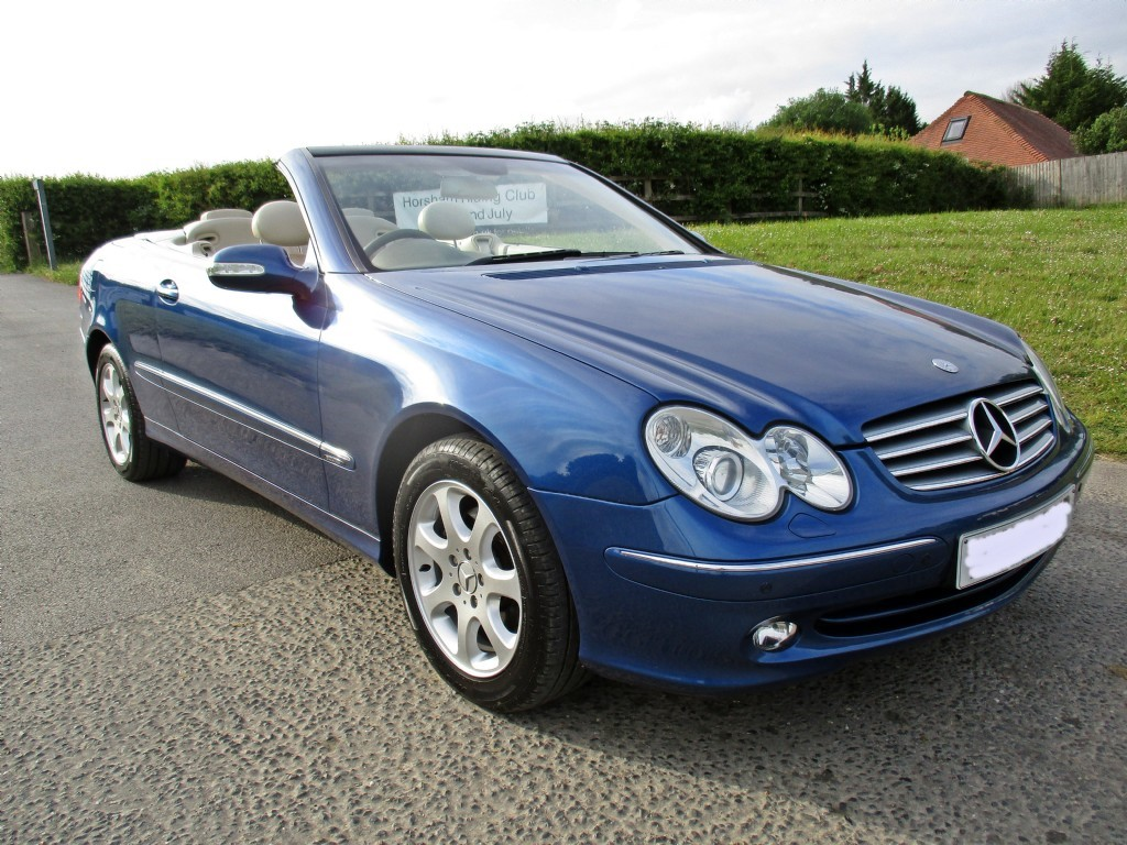 used mercedes clk200 for sale pulborough west sussex. Black Bedroom Furniture Sets. Home Design Ideas