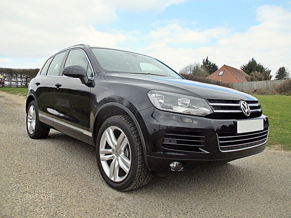 volkswagen touareg v6 se tdi bluemotion technology for. Black Bedroom Furniture Sets. Home Design Ideas