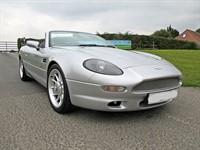 Used Aston Martin DB7 VOLANTE Alfred Dunhill Ltd Edition