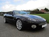 Used Aston Martin DB7 VANTAGE VOLANTE
