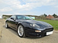 Used Aston Martin DB7 3.2 Coupe