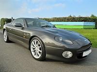 Used Aston Martin DB7 VANTAGE GTS II Manual