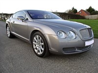 Used Bentley Continental GT