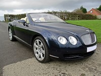 Used Bentley Continental GTC CONVERTIBLE