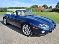 Used Jaguar XK8 CONVERTIBLE