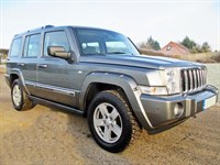 Used Jeep Commander COMMANDER LIMITED CRD A 7 Seat Model