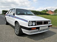 Used Lancia Delta HF INTEGRALE TURBO 16V 4WD Martini