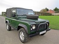 Used Land Rover Defender 90 2.5 Diesel Soft Top