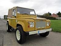 Used Land Rover Defender 90 TDS