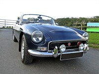 Used MG MGB Roadster