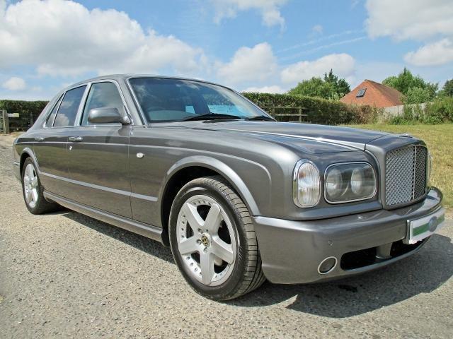Bentley Arnage ARNAGE T AUTO Special Order Tungsten