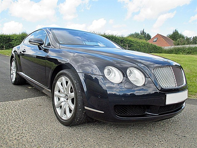 Bentley Continental GT GT Coupe