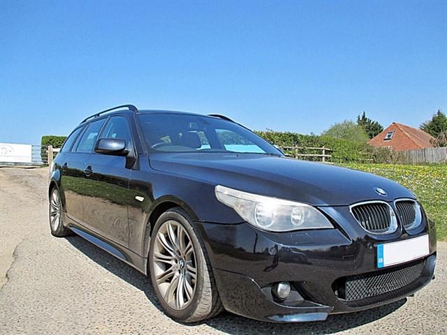 BMW 5 SERIES 535D SPORT TOURING