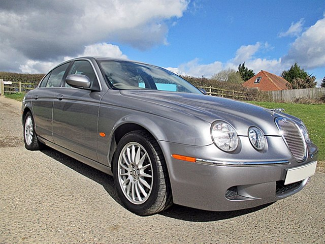 Jaguar S-Type XS D