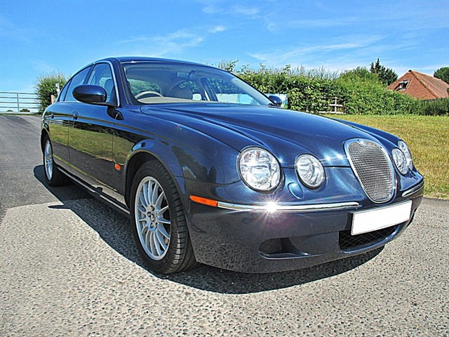Jaguar S-Type XS Diesel