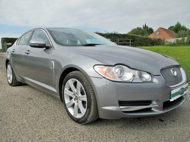 Jaguar XF XF LUXURY V6 AUTO Sale Now On